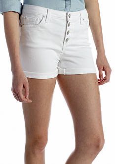 Jessica Simpson Vintage Highwaisted Denim Short