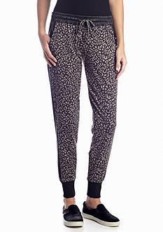 Jessica Simpson Roxey Leopard Pant