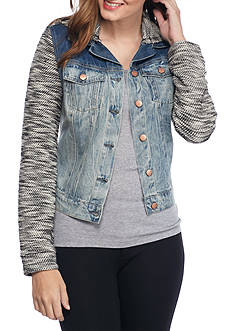 Jessica Simpson Pixie Hooded Jacket