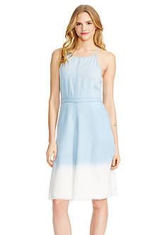 Jessica Simpson Mela Mini Denim Dress