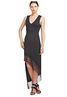 BCBGMAXAZRIA Asymmetrical Hem Maxi Dress  - Belk.com :  modern dresses lovely dresses bcbgmaxazria asymmetrical hem maxi dress wonderful dresses