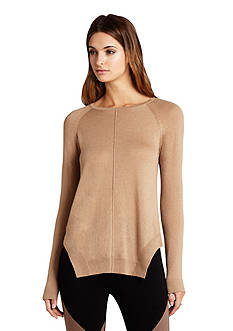 BCBGMAXAZRIA Long Sleeve Kit Sweater