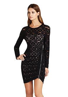 BCBGMAXAZRIA Alesandra Lace Dress