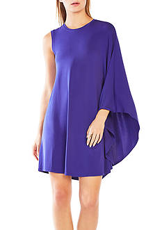 BCBGMAXAZRIA Kathie One-Shoulder Dress