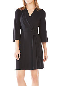 BCBGMAXAZRIA Jordana Wrap Dress