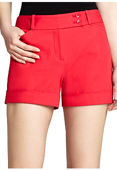 BCBGMAXAZRIA Tailored Short
