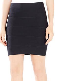 BCBGMAXAZRIA Banded Skirt