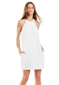 BCBGMAXAZRIA Tristyn Halter Dress