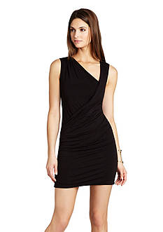 BCBGMAXAZRIA Ainslet Solid Dress