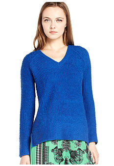 BCBGMAXAZRIA V-Neck Sweater