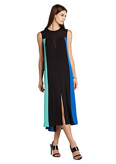 BCBGMAXAZRIA Becka Clorblock Dress