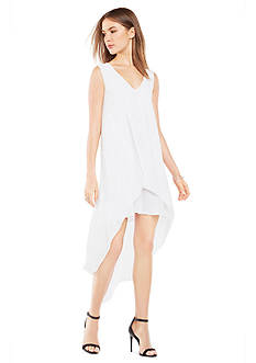 BCBGMAXAZRIA Kaira High Low Dress