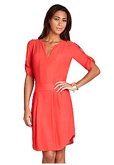 BCBGMAXAZRIA Florence Tunic Dress