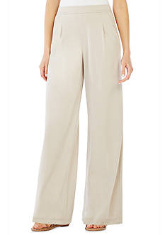 BCBGMAXAZRIA Michela Wide Leg Pants