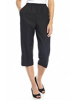 Alfred Dunner Classic Capris