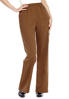Alfred Dunner Autumn Collage Pull On Pant