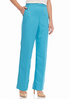 Alfred Dunner Petite Cozumel Proportioned Short Pants