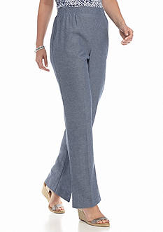 Alfred Dunner Petite St. Augustine Proportioned Pants