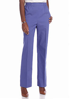 Alfred Dunner Cyprus Proportioned Pants
