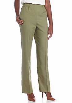 Alfred Dunner Petite Cyprus Proportioned Pants