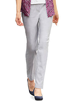 Alfred Dunner Veneto Valley Pull on Pant