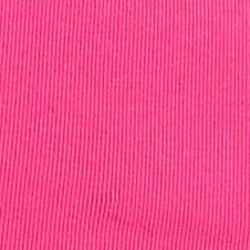 Layering Tees for Women: Fiery Pink New Directions Weekend Core Ribbed Tank