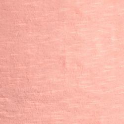 Women's T-shirts: Coral Glow New Directions Weekend Slub Core Tee