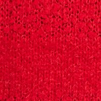 New Directions Weekend: Radiant Red New Directions Weekend Eyelash Sweater
