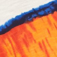 Women's T-shirts: Warm Chevron New Directions Weekend Tie Dye Chevron Tee