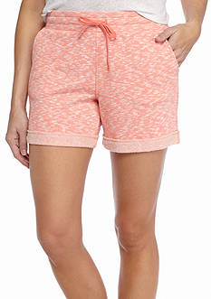 New Directions Weekend Roll Cuff Shorts