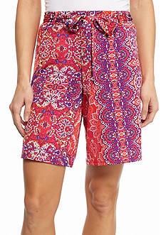 New Directions Tribal Medallion Sash Short