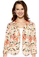 New Directions® Three Quarter Sleeve Soft Jacket