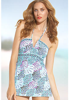 Jantzen Mosaic Swim Dress