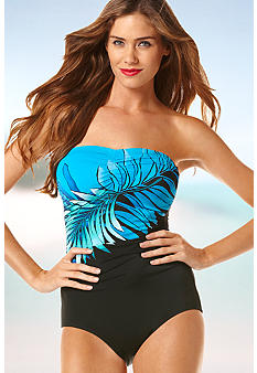 Jantzen Jantzen Party Girl One Piece Bandeau