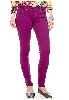 Levi's Low Legging in Ultra Stretch Hollyhock
