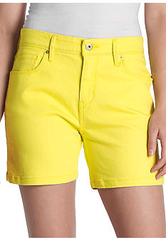 Levi's 515 Piece Pocket Yellow Short