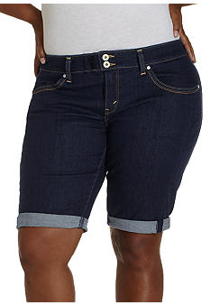 Levi's Plus Size 542 Bermuda Short
