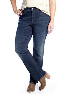 Levi's 580 Curvy Defined Waist Straight Jean
