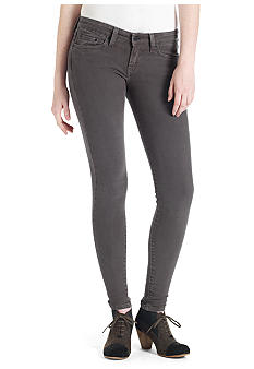 Levi's 535 Skinny Legging in Silver Smoke