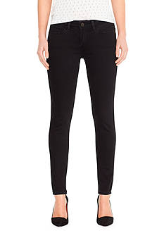 Levi's 535 Skinny Legging in Soft Black