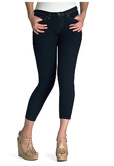 Levi's Cropped Notch Pocket Legging in Night Out