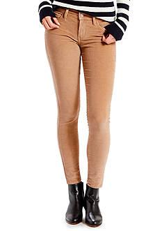 Levi's 710 Super Skinny Corduroy Pants