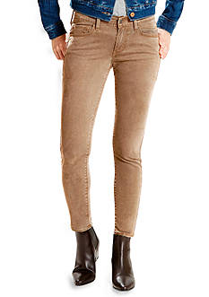 Levi's 710 Super Skinny New Lead Grey Jeans