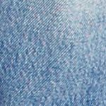 Mid Rise Jeans for Women: Light Blue Levi's 501 CT