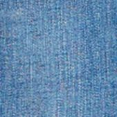 Mid Rise Jeans for Women: Worn Blue Levi's 314 Shaping Straight Jeans