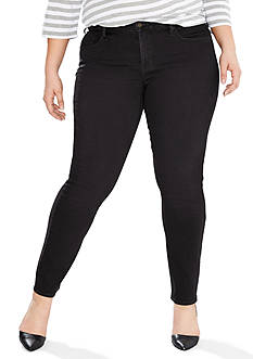 Levi's Plus Size 311 Shaping Skinny Jean