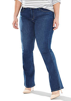 Levi's Plus Size 315 Shaping Boot Cut Jean