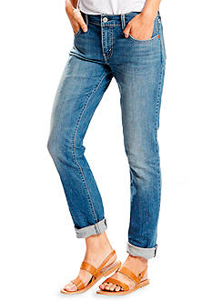 Levi's 414 Relaxed Straight Rustic Wood Jeans