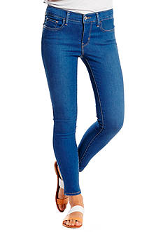 Levi's 710 Super Skinny Ankle Jeans