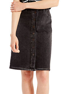 Levi's Button Down Skirt